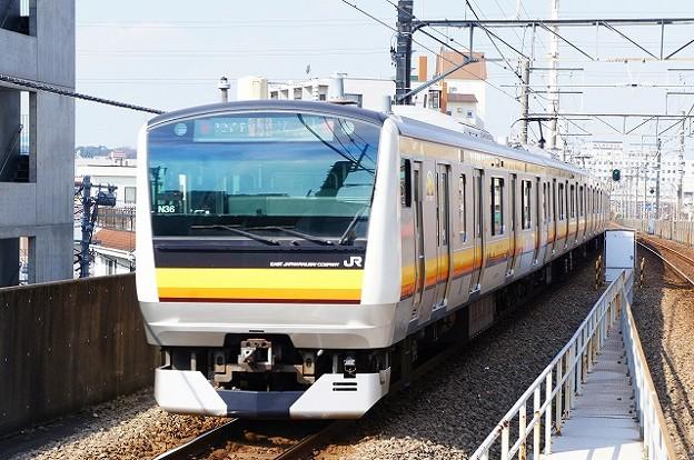 E233-8500番台