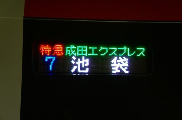 特急成田エクスプレス 池袋