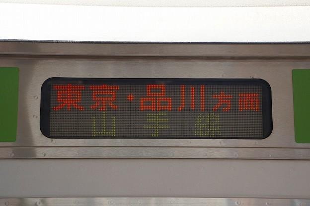 東京・品川方面 山手線