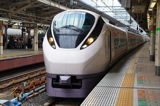 E657系 特急ひたち
