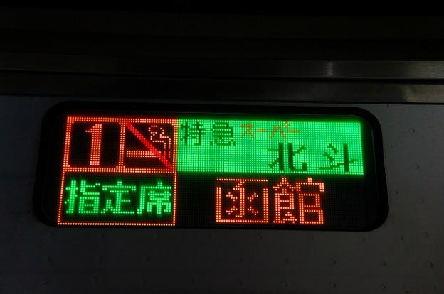 特急スーパー北斗 函館