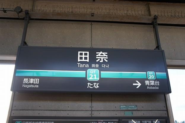DT21 田奈