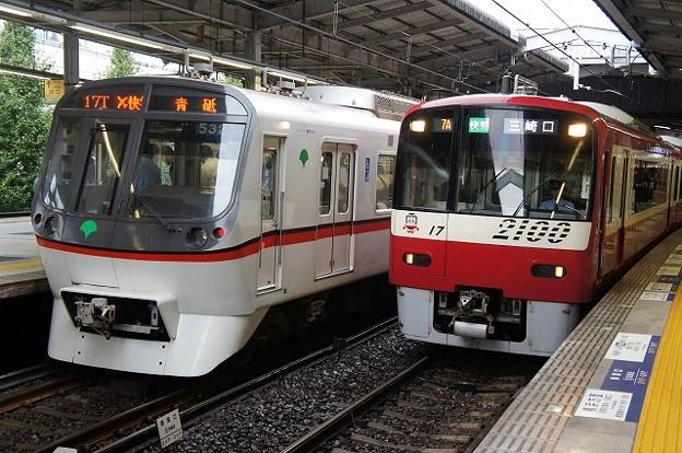 5300系×2100系