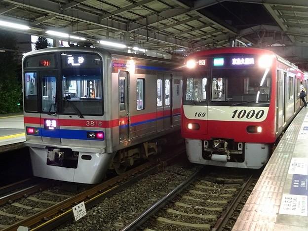 3700系×1000系