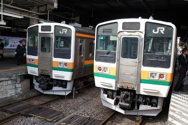 211系3000番台×211系3000番台