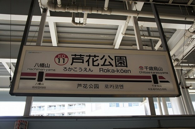 KO11 芦花公園
