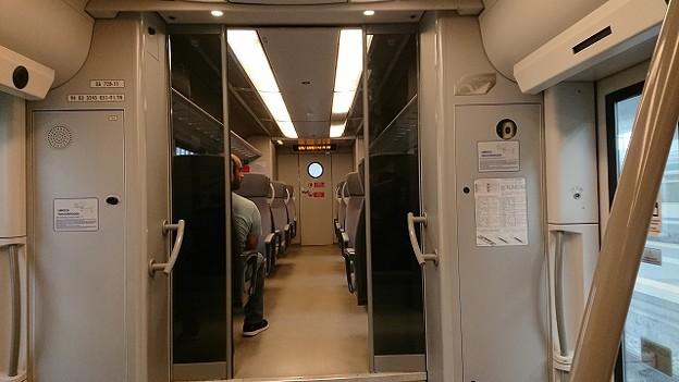 ETR245型車内