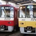 Photos: 600系×1000系