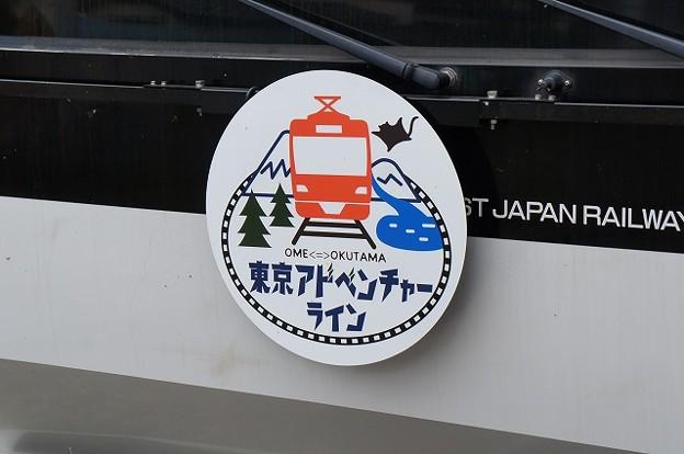 東京アドベンチャーラインヘッドマーク