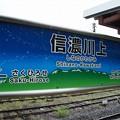 Photos: 信濃川上