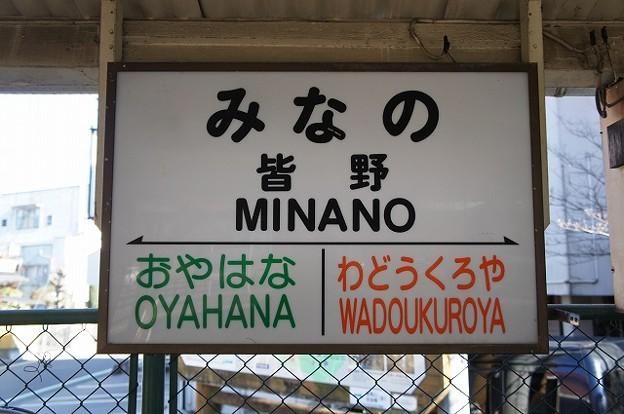 Photos: 皆野