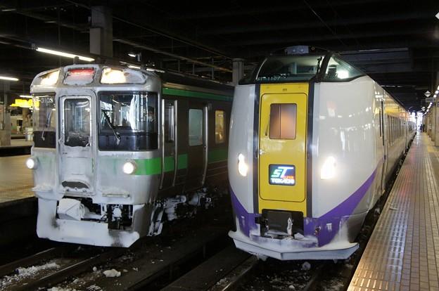721系×キハ261系1000番台