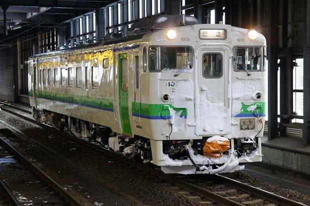 Photos: キハ40形400番台