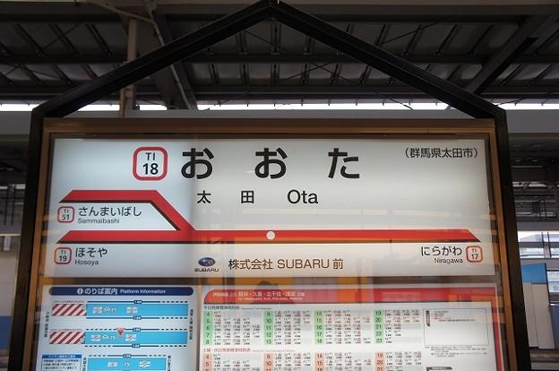 TI18 太田