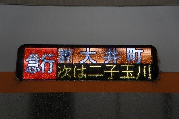 急行 OM01大井町