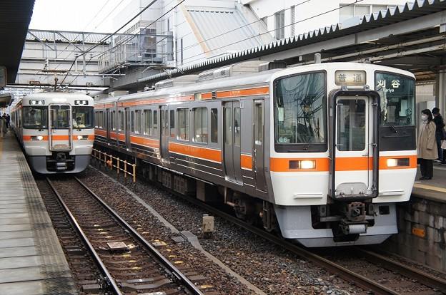 311系×313系
