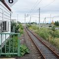 Photos: 札沼線車止め