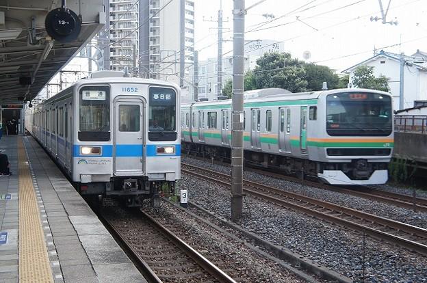 Photos: 10050形×E231系1000番台
