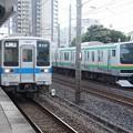 10050形×E231系1000番台