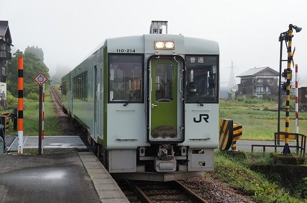 Photos: キハ110形