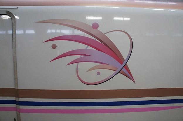 E7系マーク(上越用)