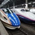 Photos: E7系×E2系