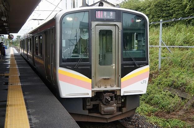 Photos: E129系
