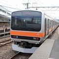Photos: E231系0番台