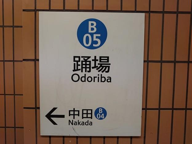 Photos: B05 踊場