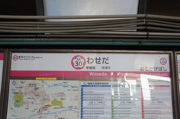 SA30 早稲田