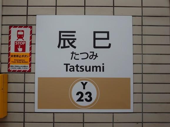 Y23 辰巳