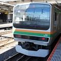 Photos: E231系1000番台