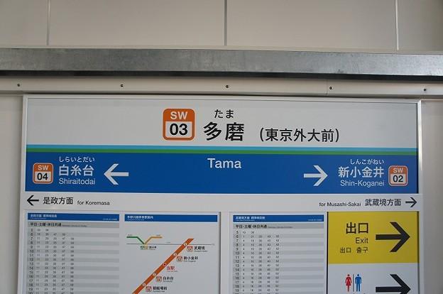 Photos: SW03 多磨