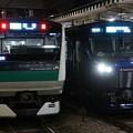 Photos: E233系7000番台×12000系