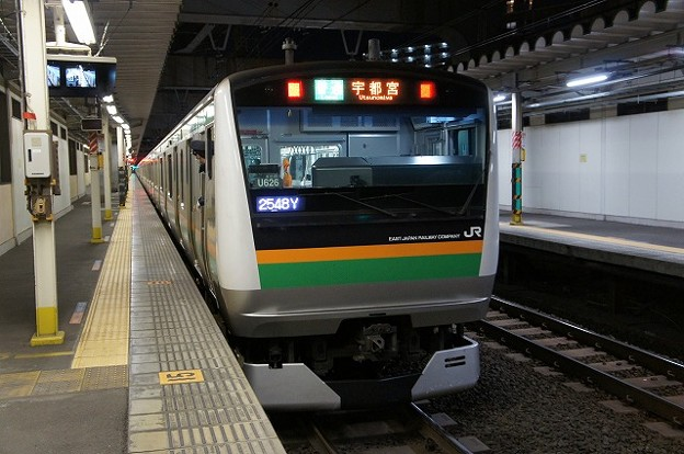 E233系3000番台
