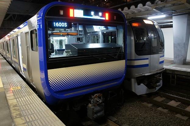 E217系×E235系1000番台