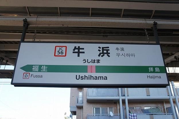 Photos: JC56 牛浜