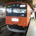 Photos: 201系中央線