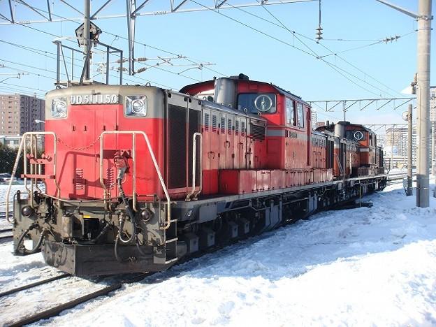 DD51-1150+DD51-1067