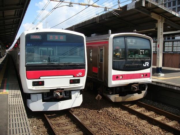 205系×E331系