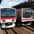 Photos: 205系×E331系