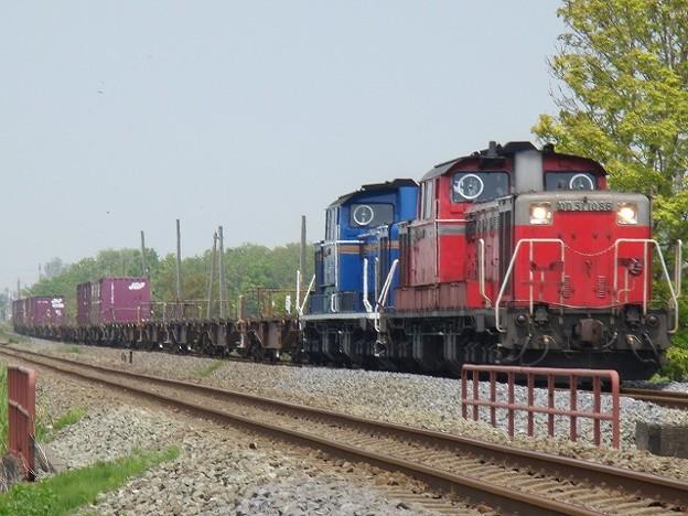 DD51-1086+DD51-1100