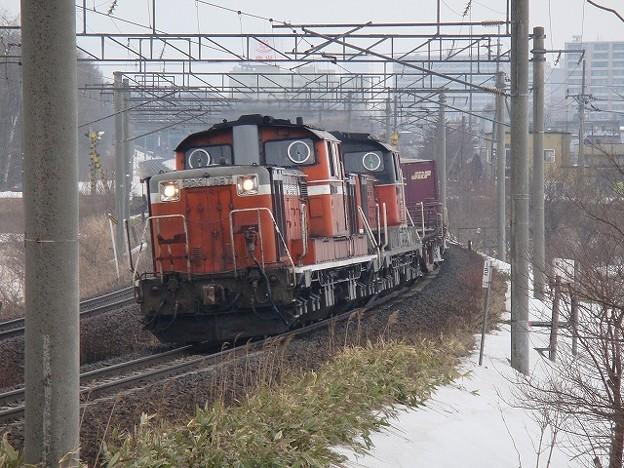 Photos: DD51-1067+DD51