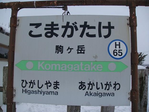H65 駒ヶ岳