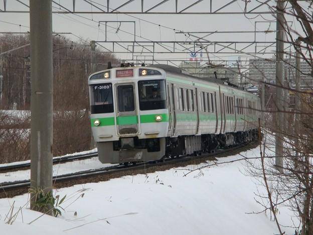 Photos: 721系3000番台