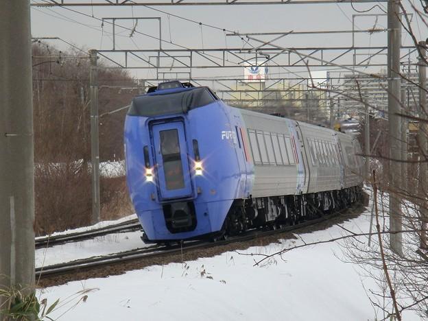 Photos: キハ283系