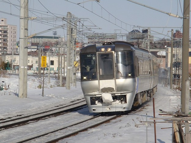 Photos: 785系
