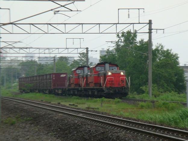 Photos: DD51-1152+DD51