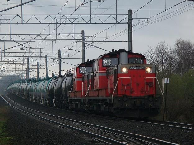 Photos: DD51-1154+DD51