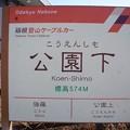 Photos: 公園下